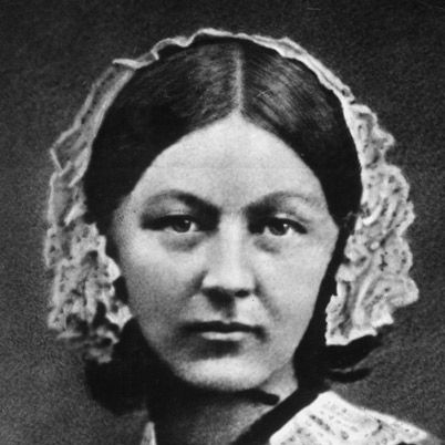 """God called me in the morning and asked me would I do good for him alone without reputation."" -- Florence Nightingale"
