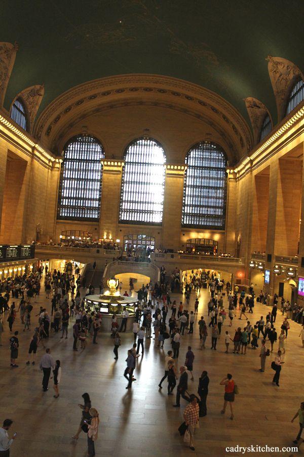 Food Tourism At Kalustyan S Vatan New York City Grand Central Terminal New York City Grand Central Station