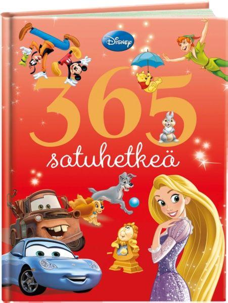 365 Satuhetkeä pelastaa sinut iltasatupulmalta, sillä enää ei tarvitse pohtia mitä illalla luettaisiin. Tämä hurmaava uutuuskirja pitää sisällään sadun vuoden jokaiselle päivälle! Mukana on niin klassikkotarinoita,  kuin myös uusia Disneyn-sankareita. Kannattaa olla nopea, sillä tämä kirja viedään käsistä!
