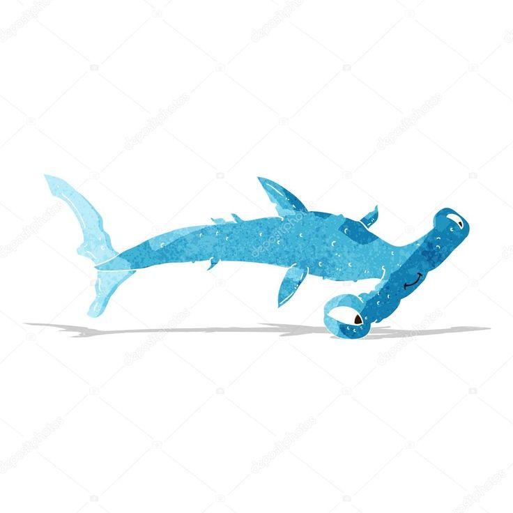 depositphotos_50863941-stock-illustration-cartoon-hammerhead-shark.jpg (1024×1024)