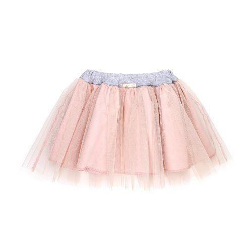 Tulle skirt for little girls. Spring Summer 2014 Collection FUNKYKIDS.ro