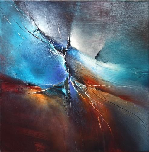 Annette Schmucker Art Abstract art Landscapes: Spring Contemporary Art