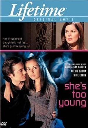 She's Too Young - Lifetime movie