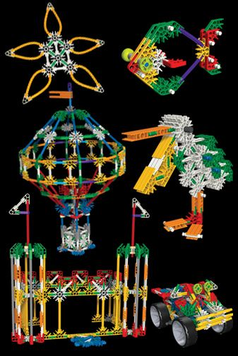 K'NEX Building-Sets - 50 Model Bldg Set  These are amazing.  Your kids can get really creative and build anything they can imagine, or they can work with you to follow step by step instructions to build 50 different toys.  All blocks and building toys are great for building math and science skills!  Get your kids blocks!
