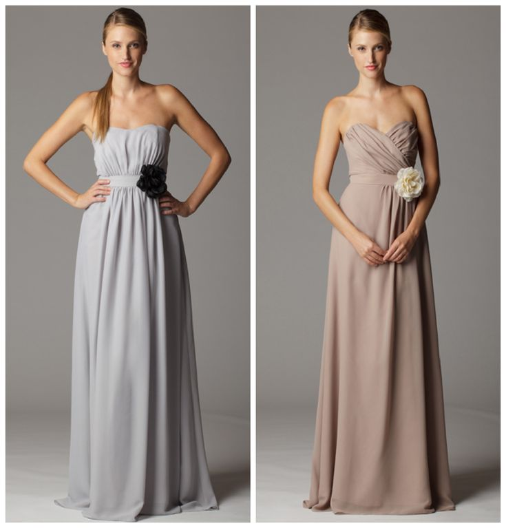 flowy bridesmaid dresses uk