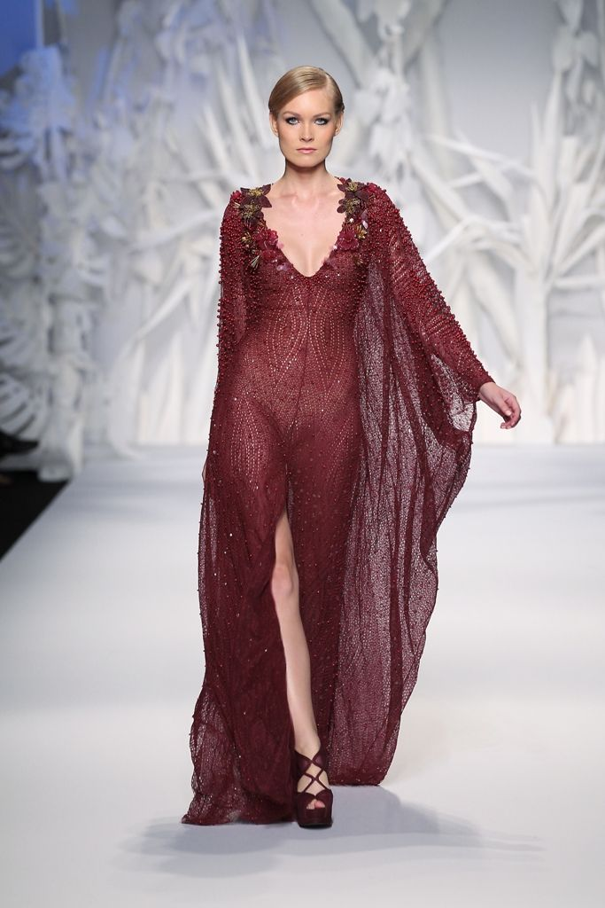Abed Mahfouz - collection haute_couture Fall-Winter2013-2014 24