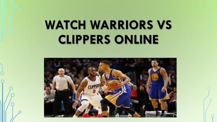 Watch Warriors Vs Clippers Online All sports streams on this site are mobile friendly so u can follow your favorite team even if your on the road with your iphone or android. http://www.slideserve.com/livestreamz1/watch-warriors-vs-clippers-online #watch_Warriors_online #watch_Clippers_online #watch_Lakers_online #watch_Mavericks_online #watch_Rockets_online #watch_Grizzlies_online #watch_Spurs_online