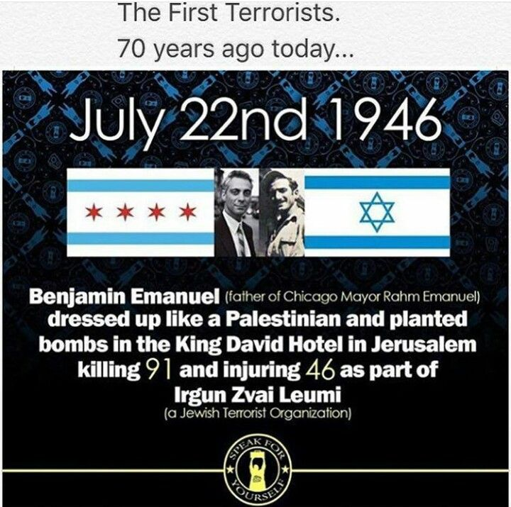 Zionism must be stopped.