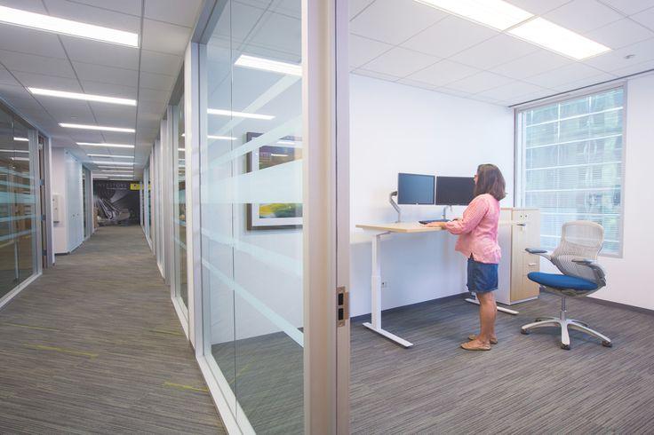 Commercial interior design for aviva investors chicago by - Commercial interior design chicago ...