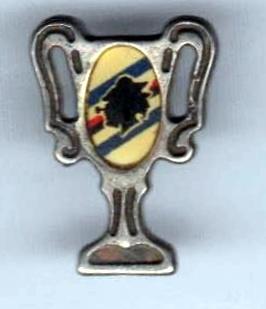 Sampdoria U.C. Vittoria della Coppa delle Coppe