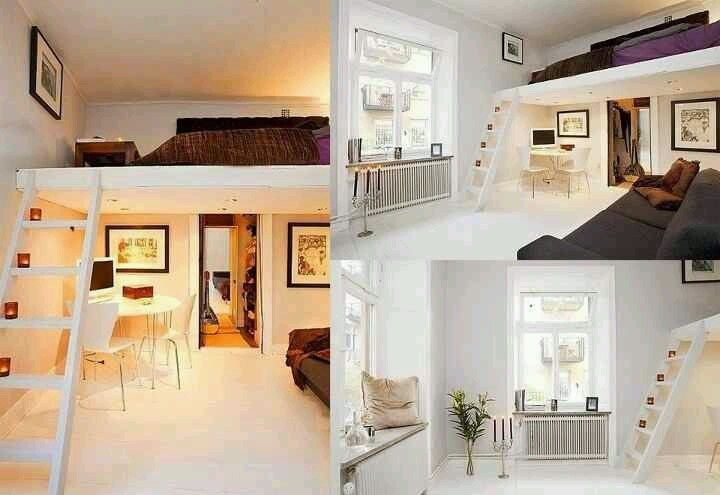 Love the room design