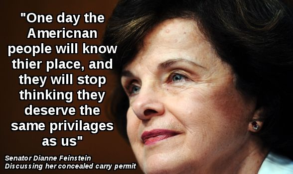 Wow! Dianne Feinstein need to get a REGULAR job and ALL POLITICIANS and elected official should be limited to TWO TERMS in office.