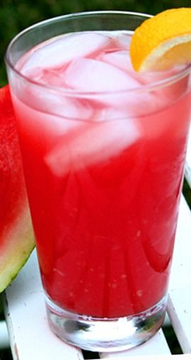 Watermelon Lemonade | gimmesomeoven.com