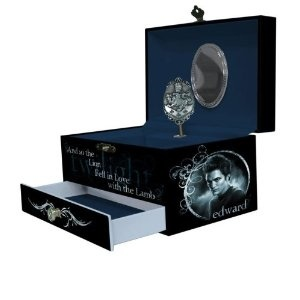 Twilight Music Jewelry Box