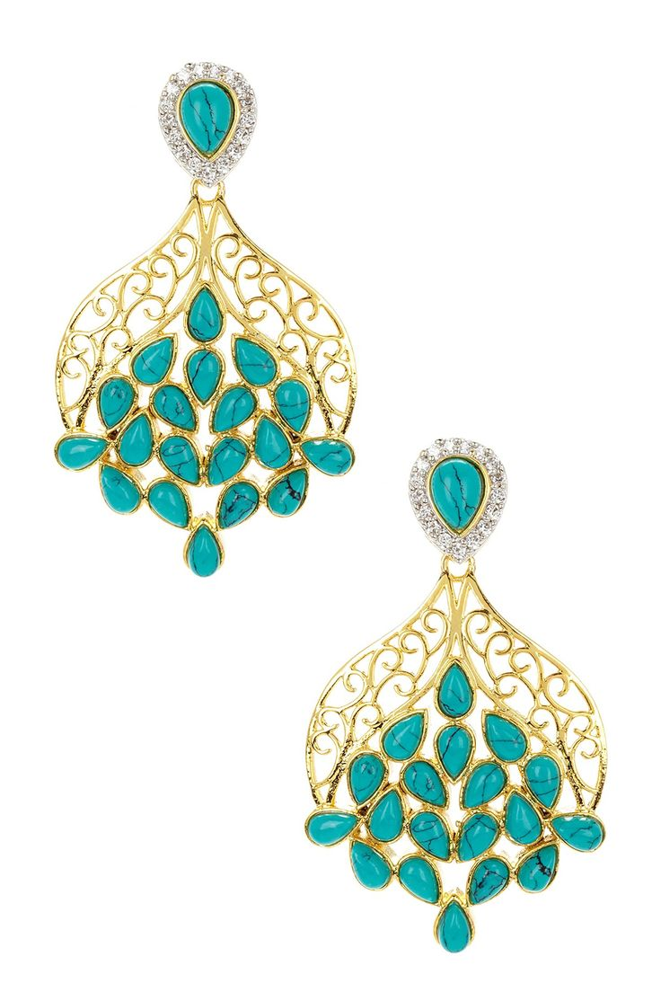 Sahara Earrings On Hautelook These Are So I Dream Of Jeannie!
