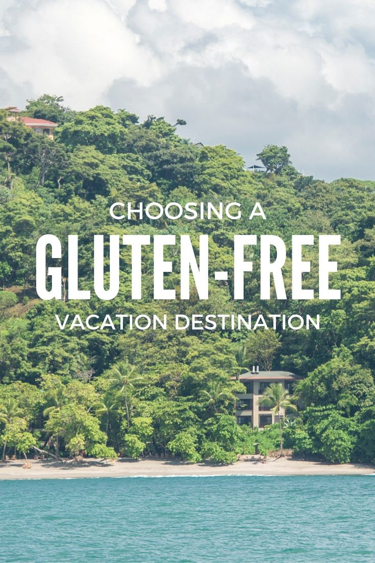 Dietary restrictions have you nervous to travel? There's no need to worry at Arenas del Mar! #glutenfree #hotel #travel