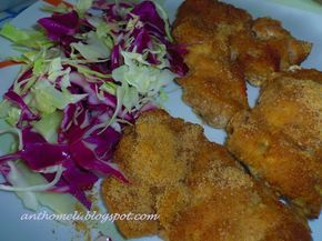 Ανθομέλι: Κοτοπουλάκι με γιαούρτι και πάπρικα στο φούρνο