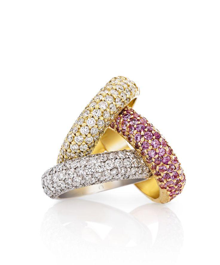 Colour :-) Jenna Clifford Designs | Fine Jewellery � Rings