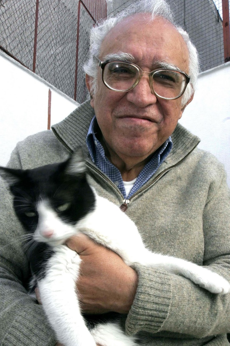 Mexican writer Carlos Monsivais