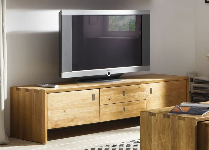 Billig tv lowboard massivholz