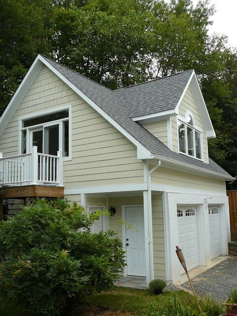 Best 25 in law suite ideas on pinterest guest cottage for House plans with suite above garage