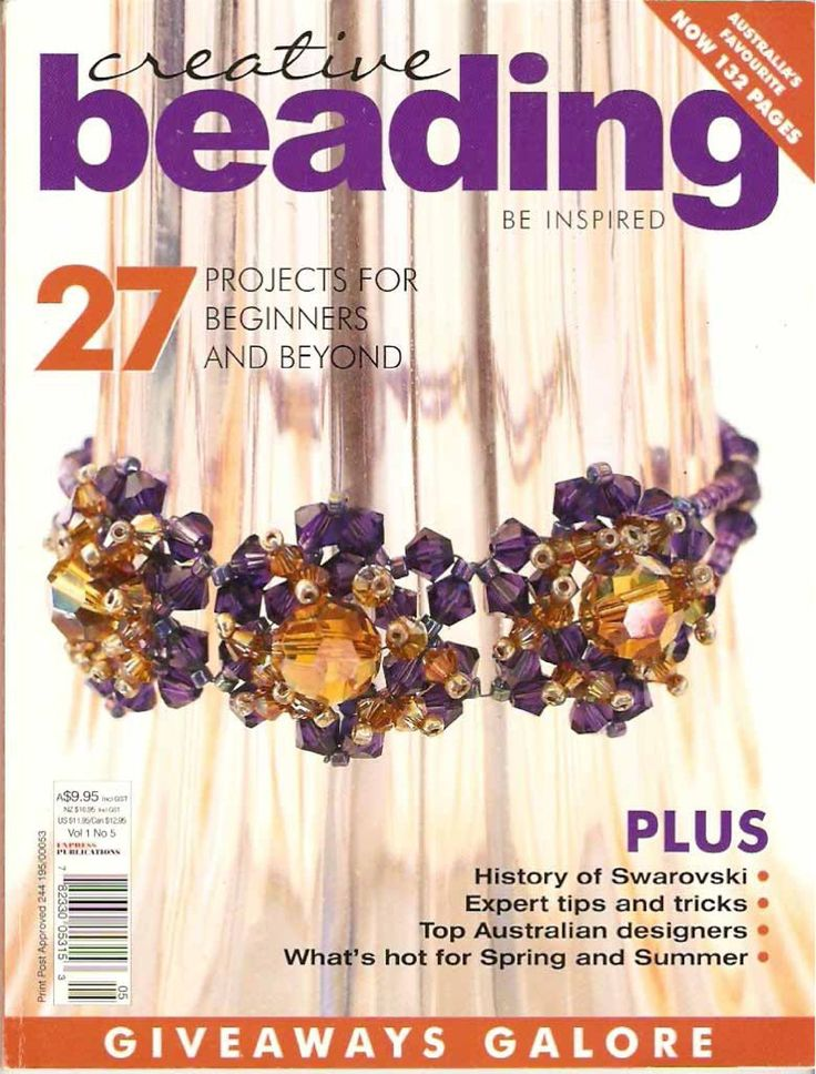 1940 best jewelry books images on pinterest beadwork magazine creative beading vol1 n5 fandeluxe Images