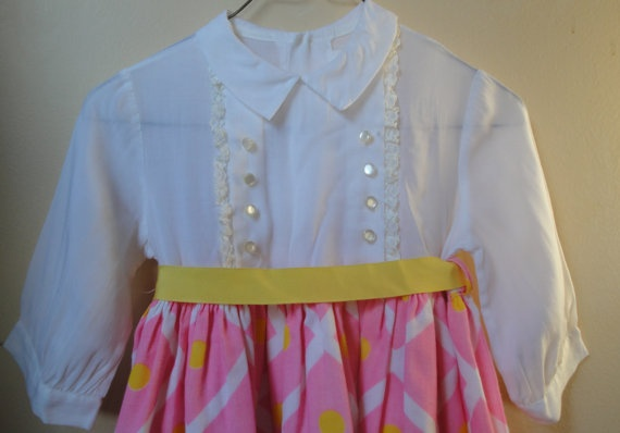Baby Mad Men Dress by heydarlin on Etsy, $28.00