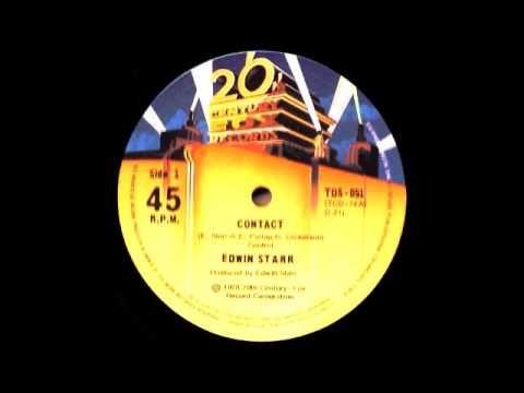 Edwin Starr - Contact (20th Century Fox Records 1978) - YouTube
