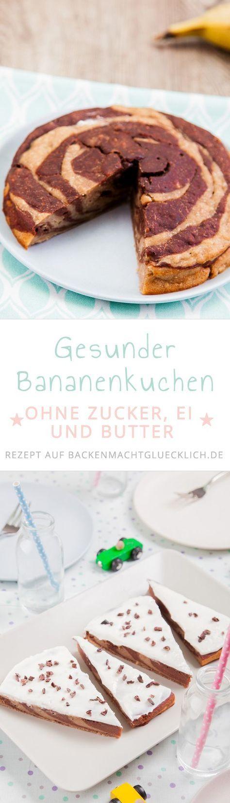 Die besten 25+ Bananenbrot ohne ei Ideen auf Pinterest Kuchen - küchen ohne geräte