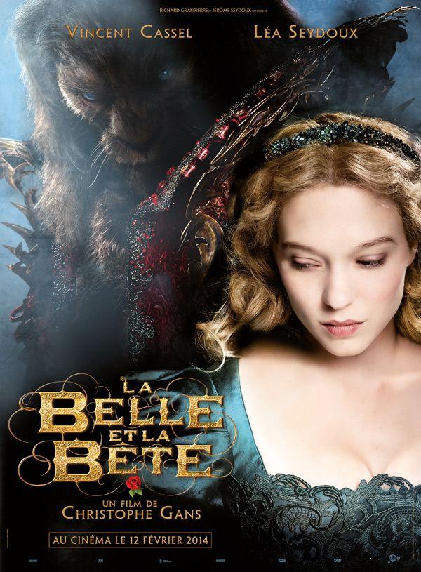 """Léa Seydoux s'affiche pour """"La Belle & La Bête"""" [PHOTO] - News films Vu sur le web - AlloCiné"""