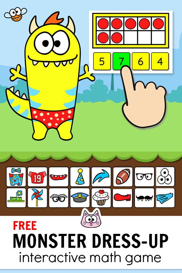 Practice Counting To 10 With Ten Frames Using This Engaging Free