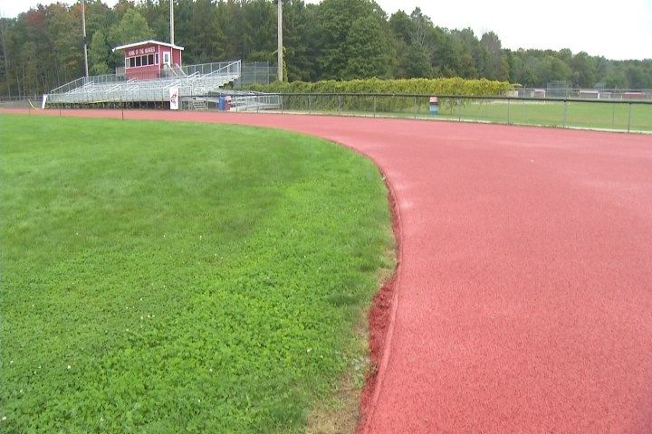 Year-Long Fundraiser Pays for New Benzie Central Track - Northern Michigan's News Leader