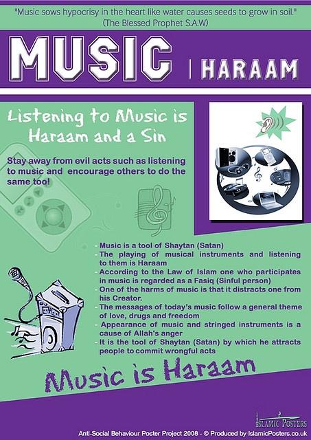 MUSIC HARAAM