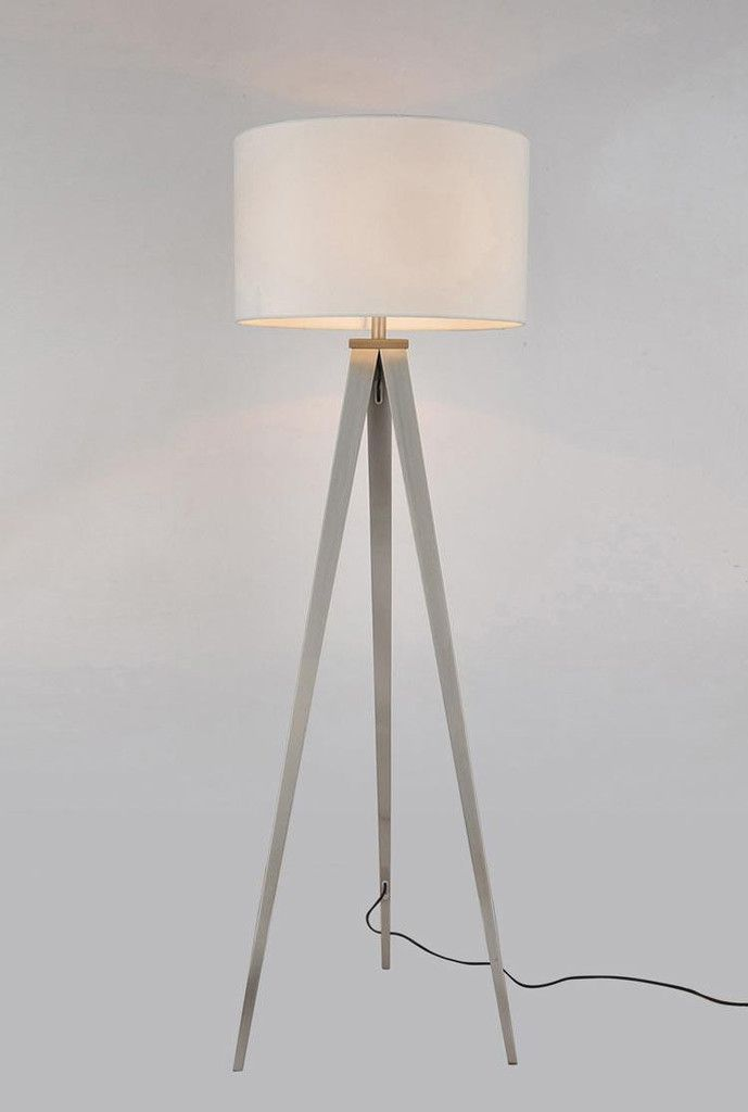7016 MODERN FLOOR LAMP - White http://www.homedesignhd.com/collections/lighting/products/7016-modern-floor-lamp-white