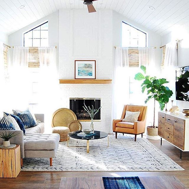 Best Of The Week 9 Instagrammable Living Rooms: Best 25+ Bungalow Living Rooms Ideas On Pinterest
