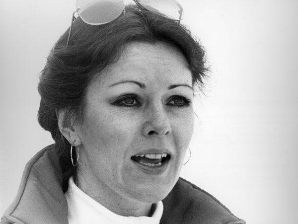 Frida Lyngstad from Abba