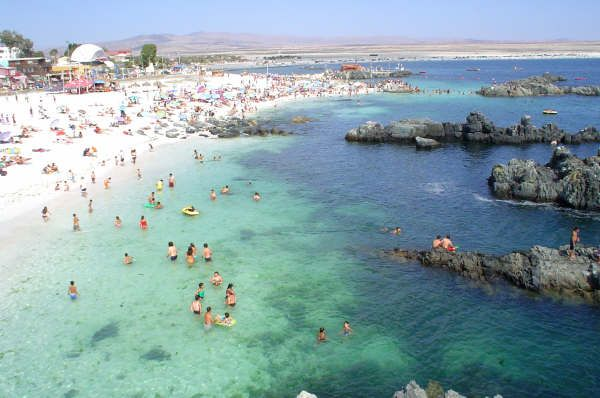 Bahía Inglesa - Caldera - CHILE