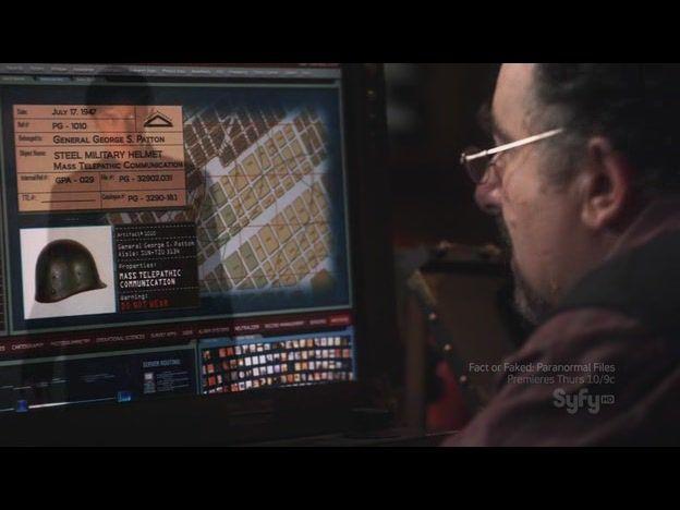 Warehouse 13 (2x02)