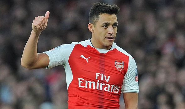 Atletico Madrid to rival Chelsea for Arsenal's Alexis Sanchez... but only if this happens   via Arsenal FC - Latest news gossip and videos http://ift.tt/2mSZb08  Arsenal FC - Latest news gossip and videos IFTTT