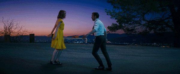 El momento exacto en que Emma Stone se da cuenta que es parte del peor error histórico en los Oscar