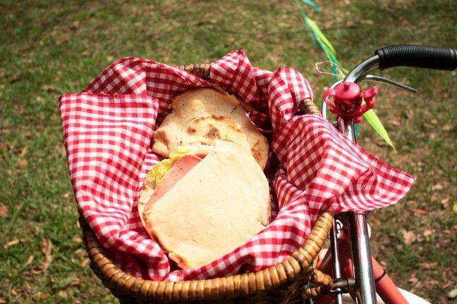 Sandwich artesanal