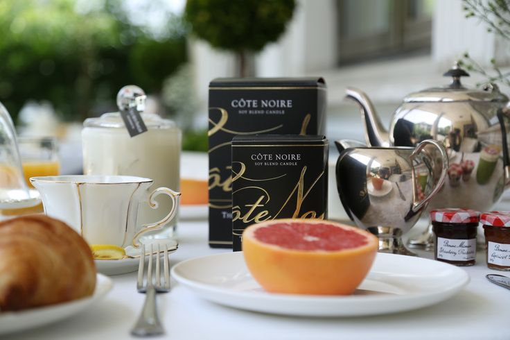 Cote Noire Gourmandise - French Morning Tea