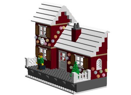 Best 25+ Lego christmas train ideas on Pinterest | Lego christmas ...