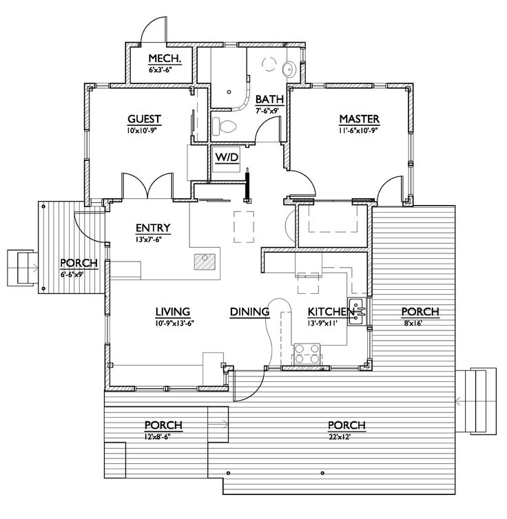 185 best Trending Now images – Build My Own House Floor Plans