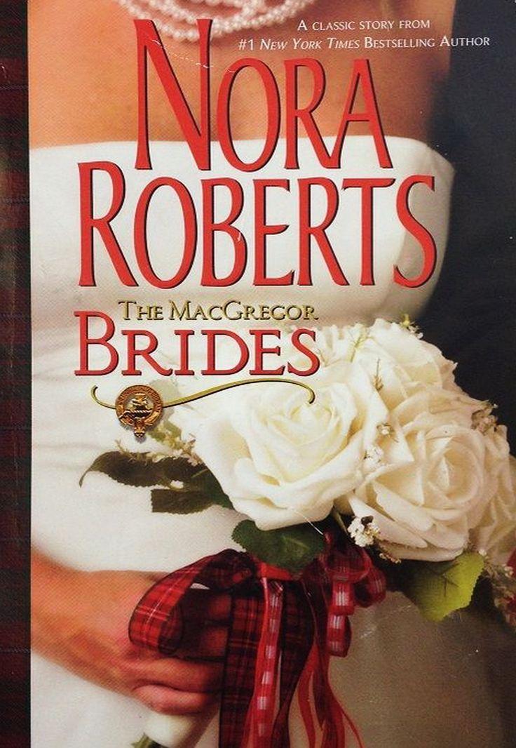 Free DOWNLOAD Pdf The MacGregor Brides, Nora Roberts