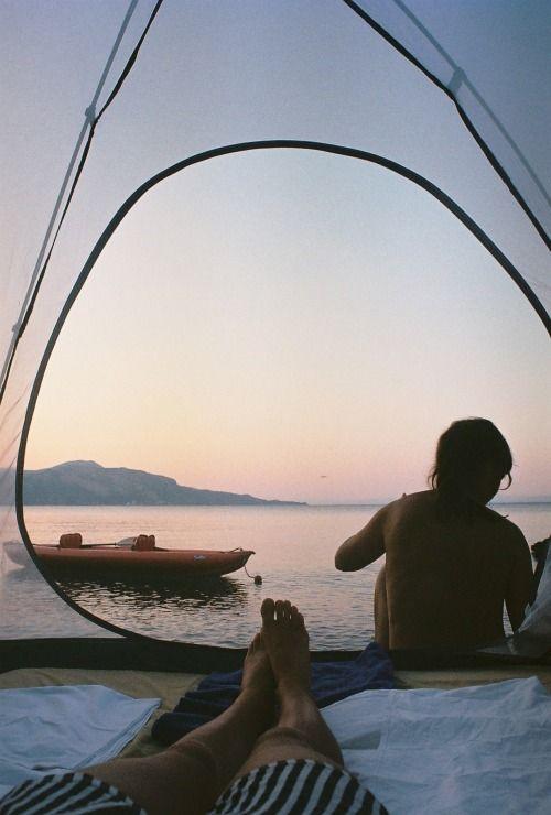 wake up here #adventure #travel