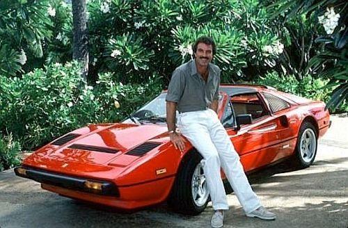 The Coolest Cars on TV - Ferrari 308 GTS - Magnum, P.I.