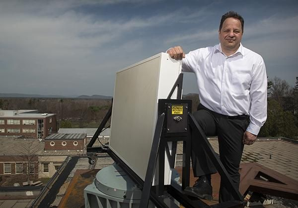 Researchers at the University of Massachusetts Amherst College of Engineering are developing a multi-purpose radar system that can detect very small drone aircraft and also serve as a severe weather warning system for airports and urban settings. The system is designed to scan the airspace...