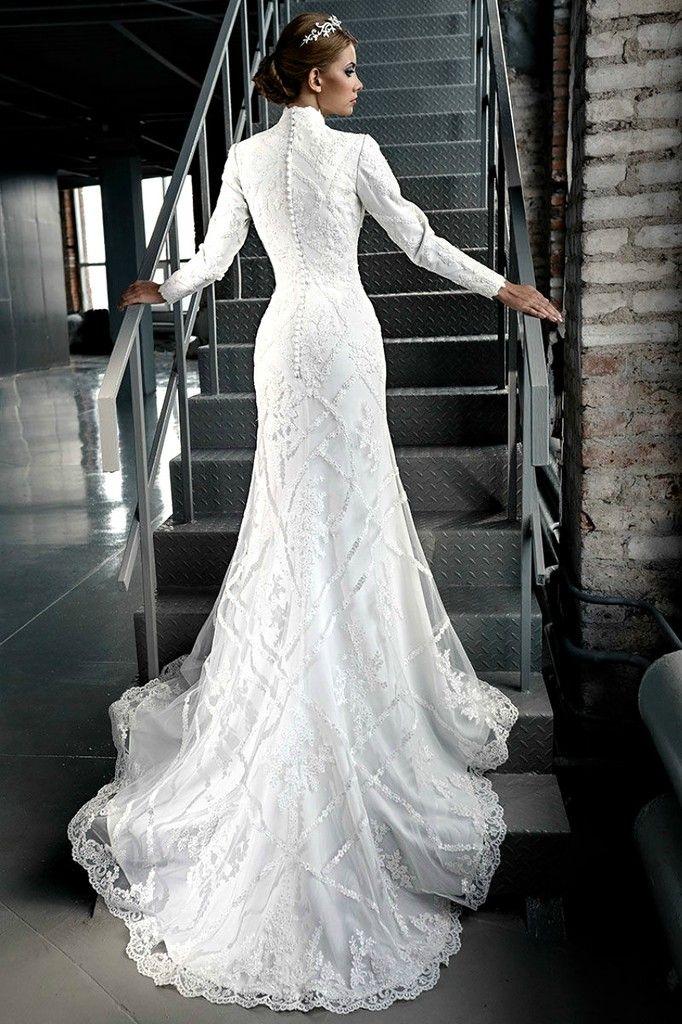 Скромность изысканности не помеха. Мусульманские свадебные платья. Обсуждение на LiveInternet - Российский Сервис Онлайн-Дневников