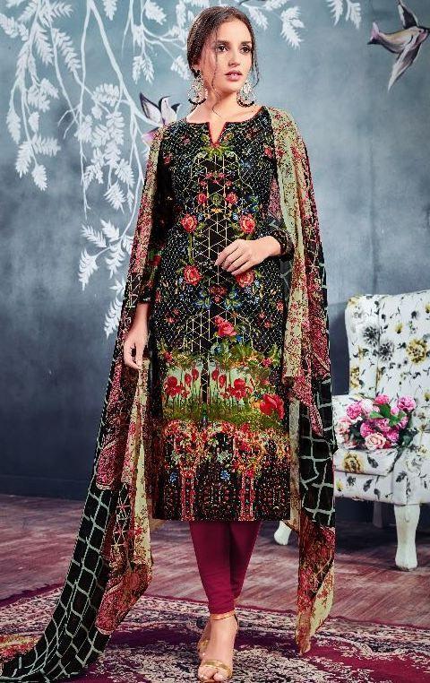 1a38fc8a58 Belliza Nazrana Cotton Suits (10 pc catalog) | Belliza Brand Dress Material  Wholesale supplier in surat and mumbai | Dresses, Cotton suit, Suits